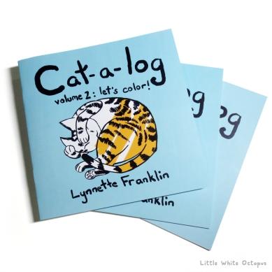 Cat-a-log Zine