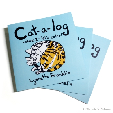 Cat-a-log Zine